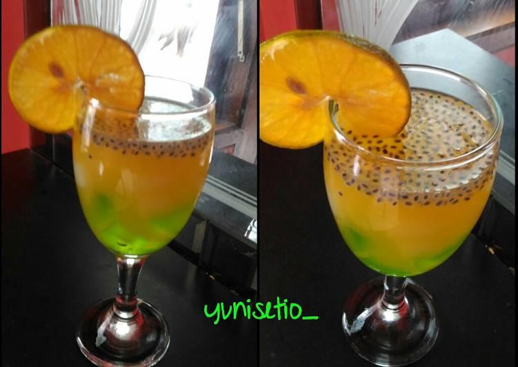 Es jeruk segerr 🍹
