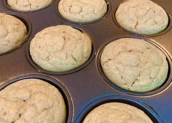 Easiest Way to Cook Tasty Healthy eggnog muffins