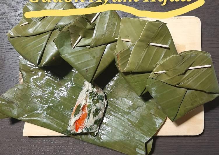 Gadon Ayam Hijau (Menu Diet - No Santan)