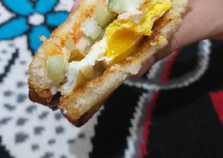 Sandwich Sederhana Ala Rumahan