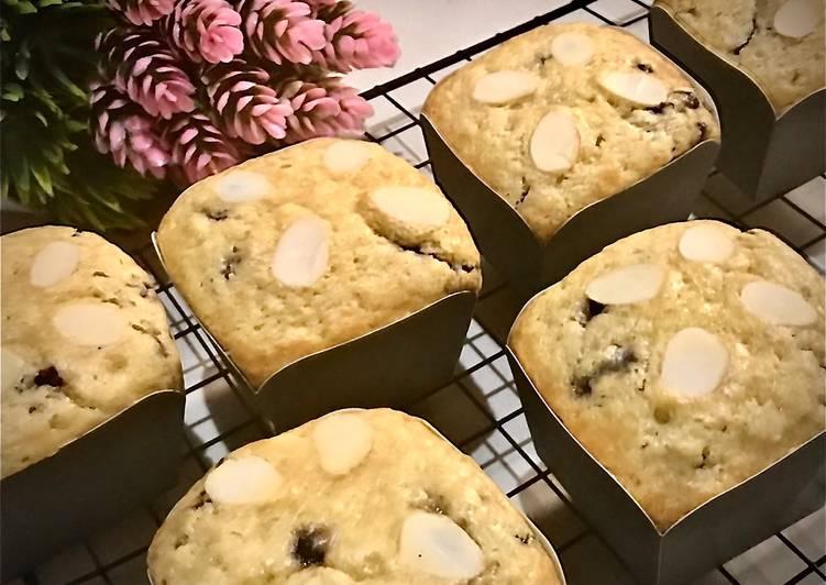 Muffin Vanila Chocochips