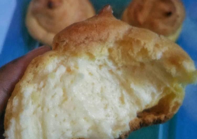 Resep Choux Pastry Kue Sus Oleh Lina Ika Cookpad