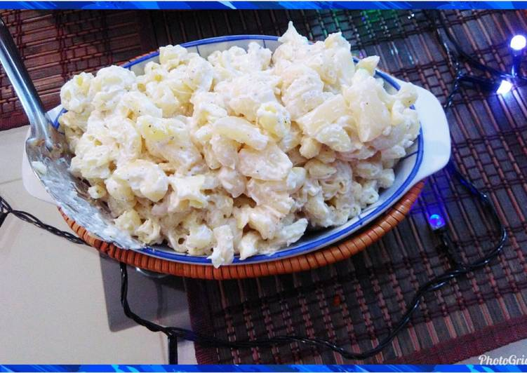 Hawaiian Mac salad