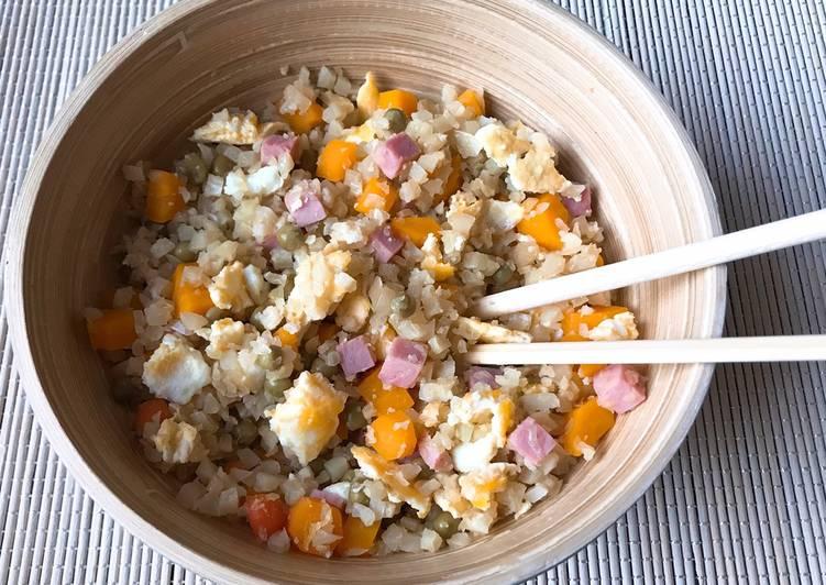 Comment faire Préparer Appétissante Chou-fleur cantonais