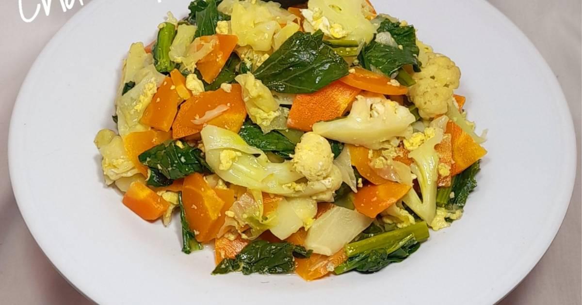 88 435 Resep Cha Sayuran Enak Dan Sederhana Ala Rumahan Cookpad