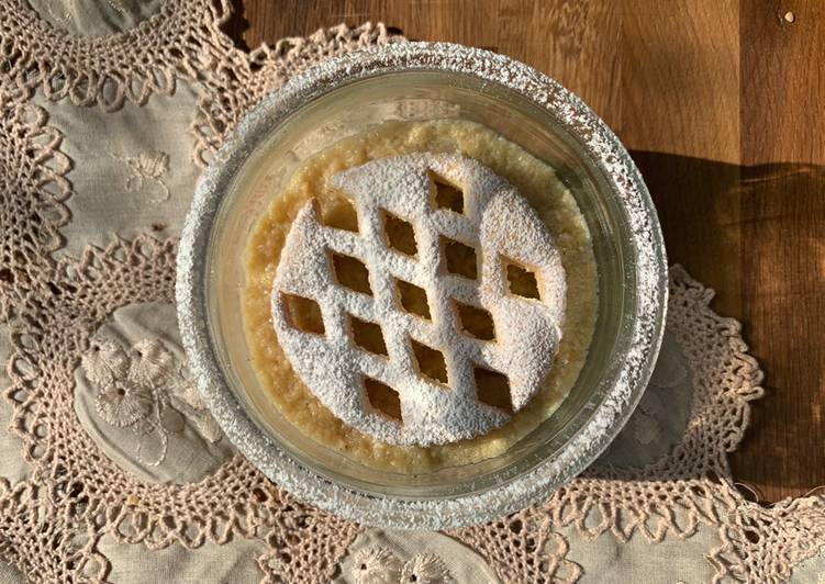 La Pastiera in Vasocottura al Microonde – Food Network Cookbooks