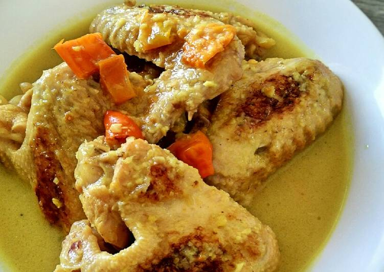 Ayam Bakar Kuah Lodho Khas Tulungagung