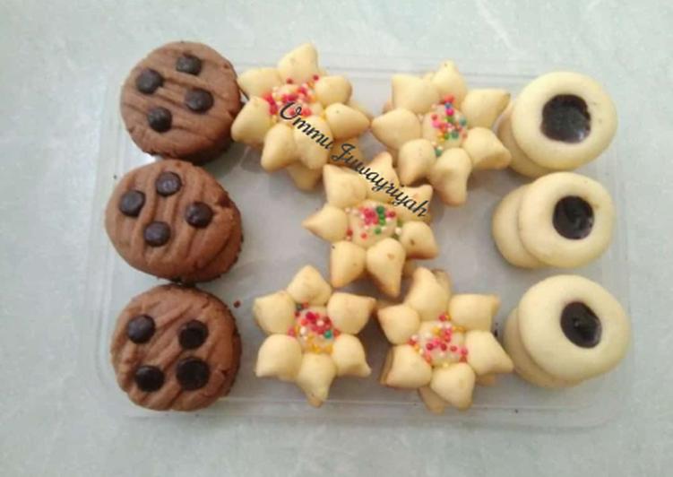 Cara Gampang Membuat Cookies Teflon Ekonomis yang Menggugah Selera