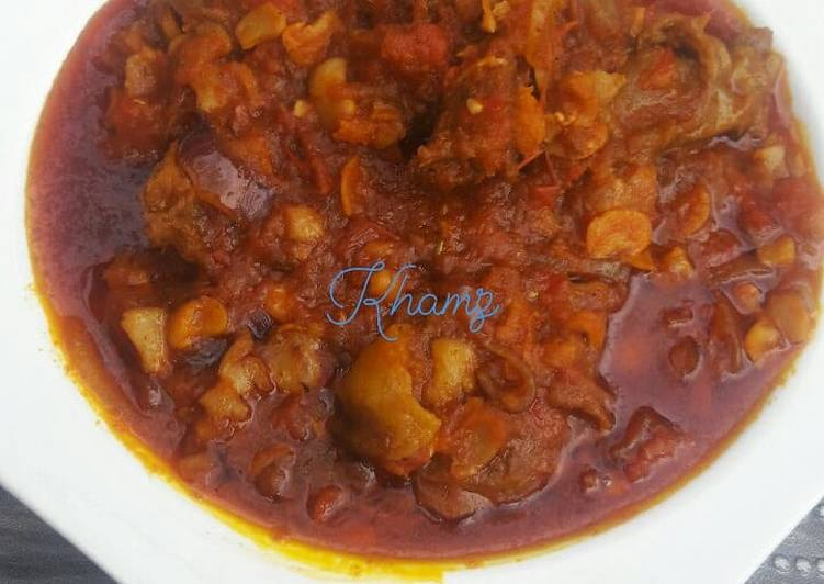 How to Prepare Favorite Beans soup
