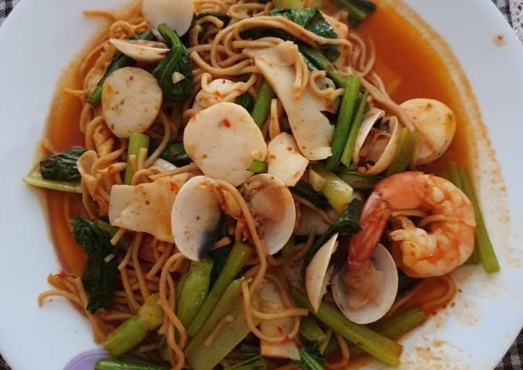 Tamie Capcay Seafood