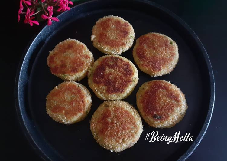 Eating 14 Superfoods Is A Good Way To Go Green And Be Healthy Paneer-Sprouts Tikkis