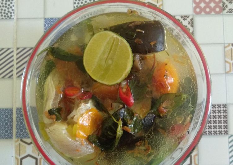 Ikan Patin Kuah Asam Khas Manado