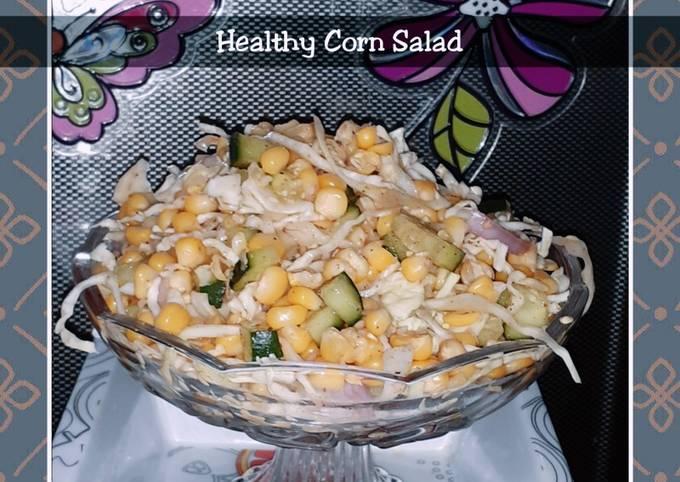 Healthy Corn Salad