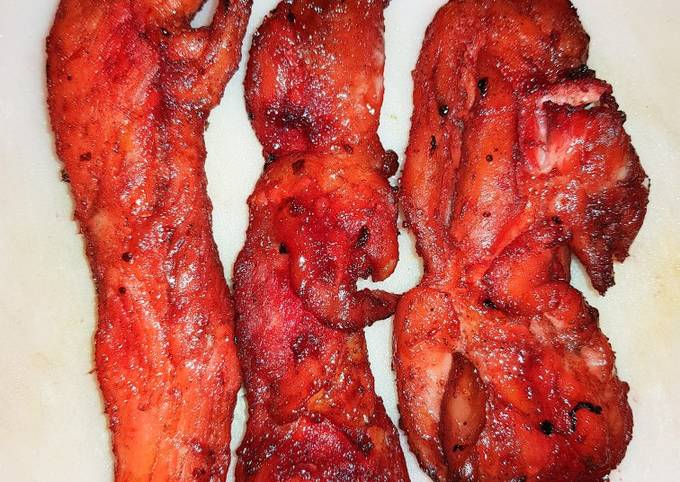 Ayam Char Siu (Ayam Panggang Merah)