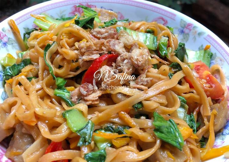 Mie Goreng Tomat (Healthy)