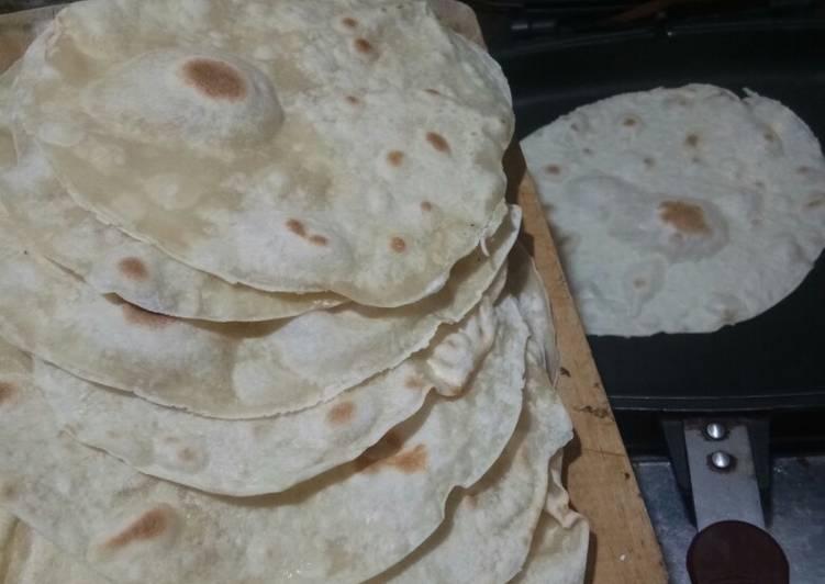Kulit kebab/Tortilla
