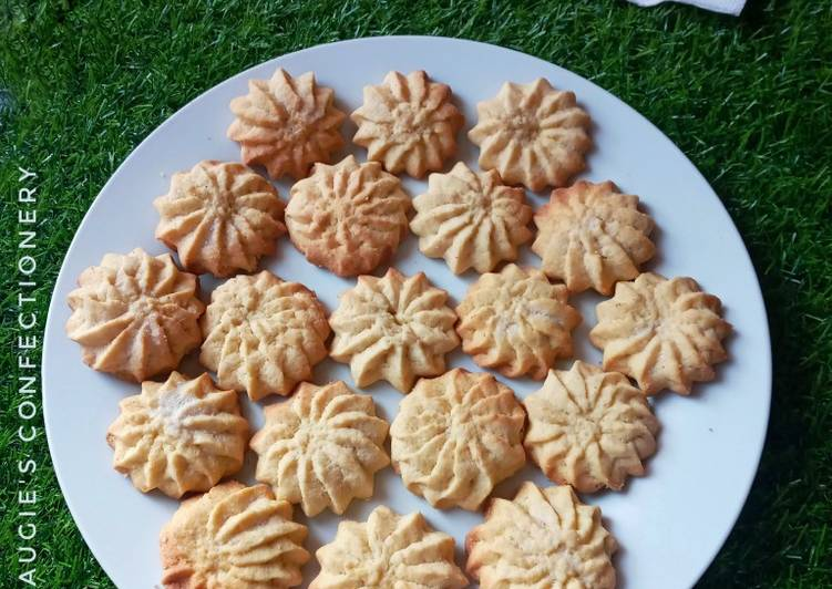 Advice to Make Delectable Spritz butter cookies