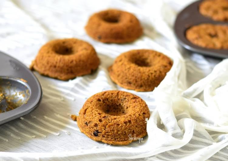 Simple Way to Make Perfect Mango mini cake doughnuts