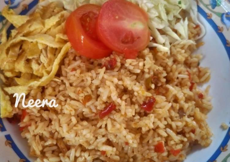 Nasi Goreng Kampung (Ndeso)