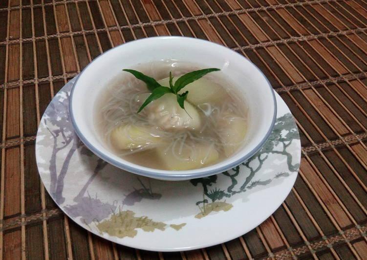 Labu Air dan Suhun - resepipouler.com