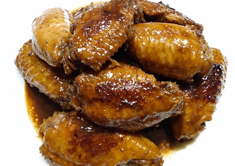 Consuming 14 Superfoods Is A Great Way To Go Green And Be Healthy Sticky braised wings
