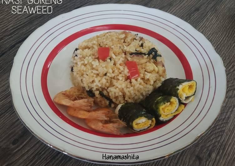 Resep Nasi Goreng Seaweed Paling dicari