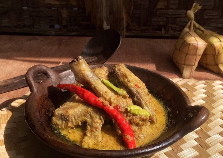 Ayam Lodho (Khas Jawa Timur)
