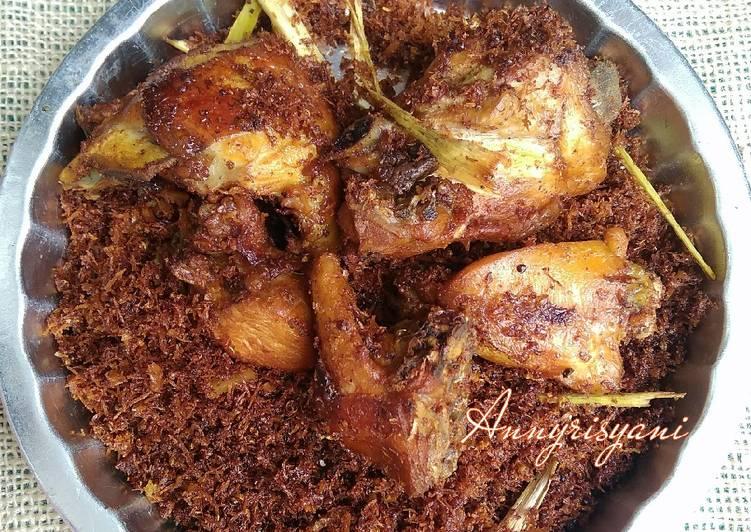 Ayam goreng sabana padang