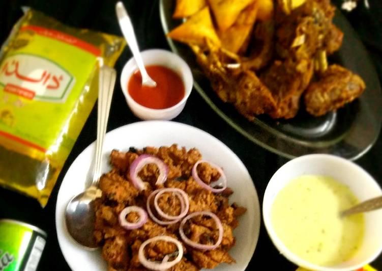 Steps to Prepare Ultimate Beef samosas