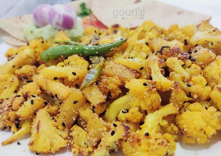 Gobhi stir-fry