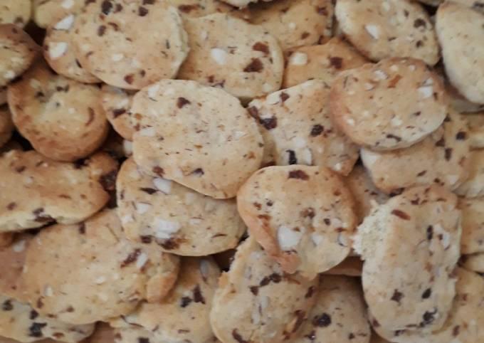 Des petits biscuits pour le café
