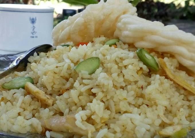 Nasi Goreng Super Simpel Ala Pak Tentara (cocok buat anak kosan