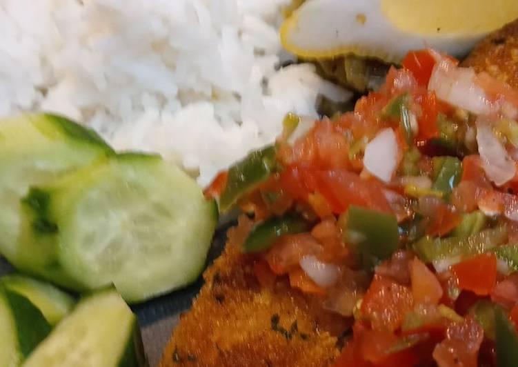 Simple Way to Make Award-winning Tilapia Dinner