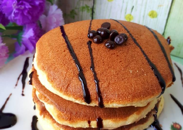 Resep Japanese Souffle Pancake Oleh Laskuche Cookpad