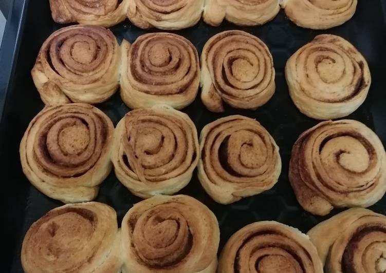 Easiest Way to Prepare Tasty Cinnamon rolls