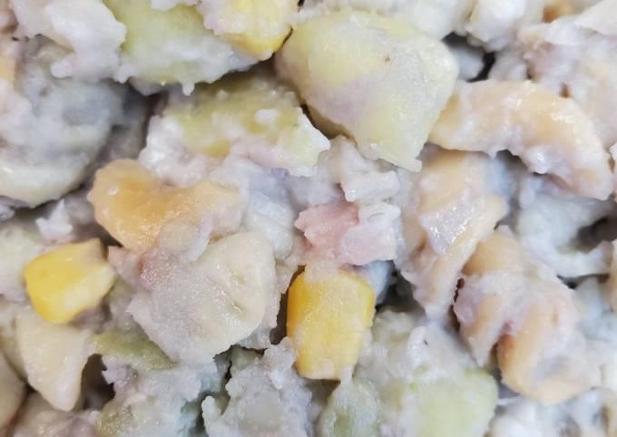 Starch Mix Salad