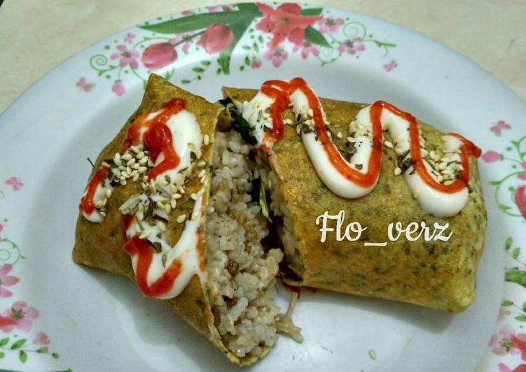 Omurice/Japanese Omelette Rice