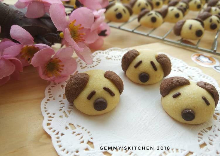 Doggie Cookies #PRramadhan_Kukirainikukis - cookandrecipe.com