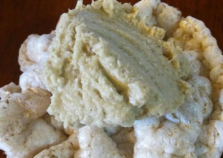 Hummus de cebolla