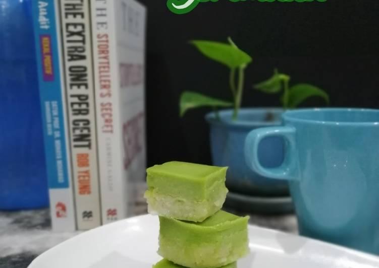 Gluten free Seri Muka #phopbylinimohd #batch17