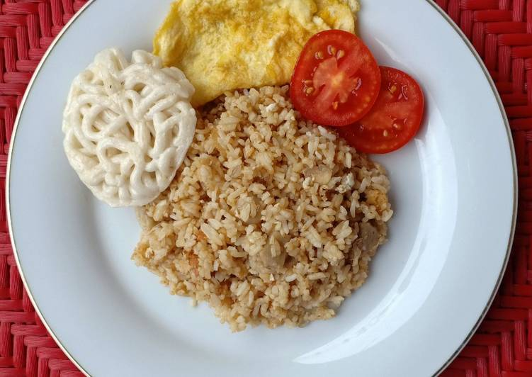 Nasi Goreng Pagi