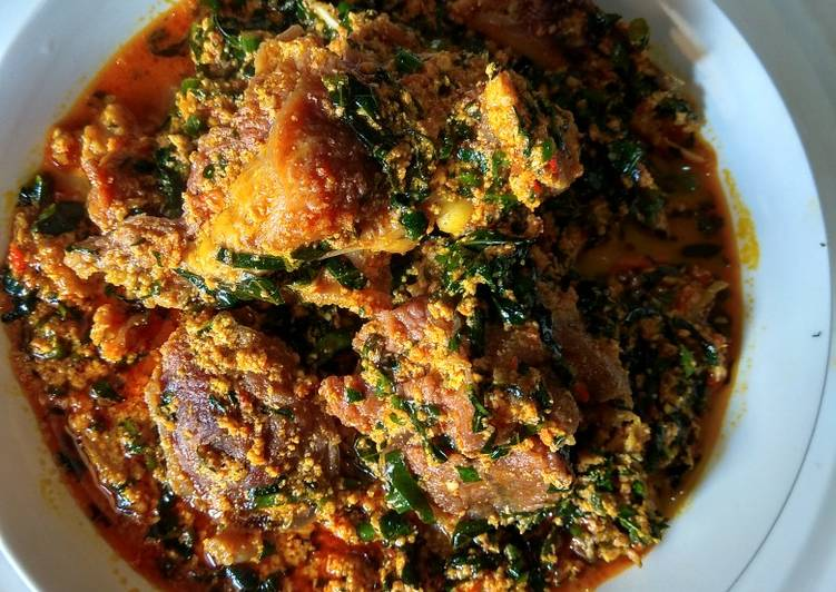 Egusi soup, What Are The Positives Of Eating Superfoods?