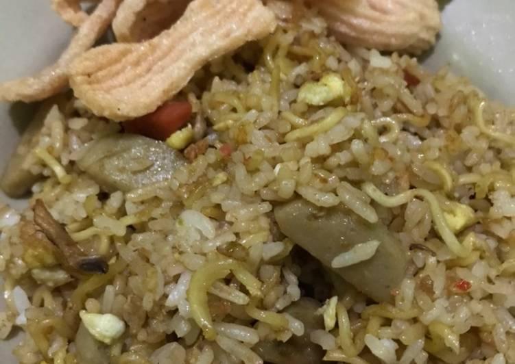 Nasi Goreng Indomie