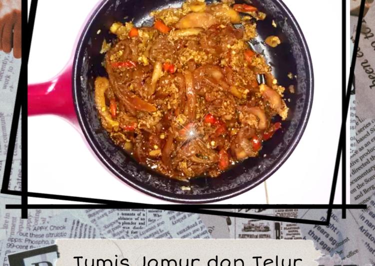 tumis-jamur-telur-vegetarian-friendly