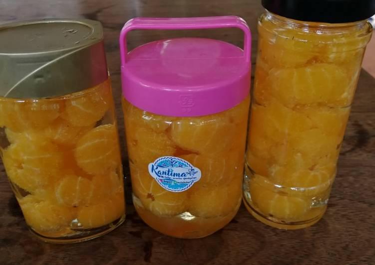 ส้มลอยแก้ว