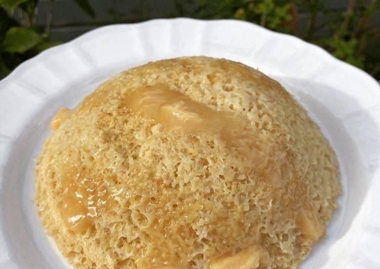 La Délicieuse Recette du Bowl Cake gourmand