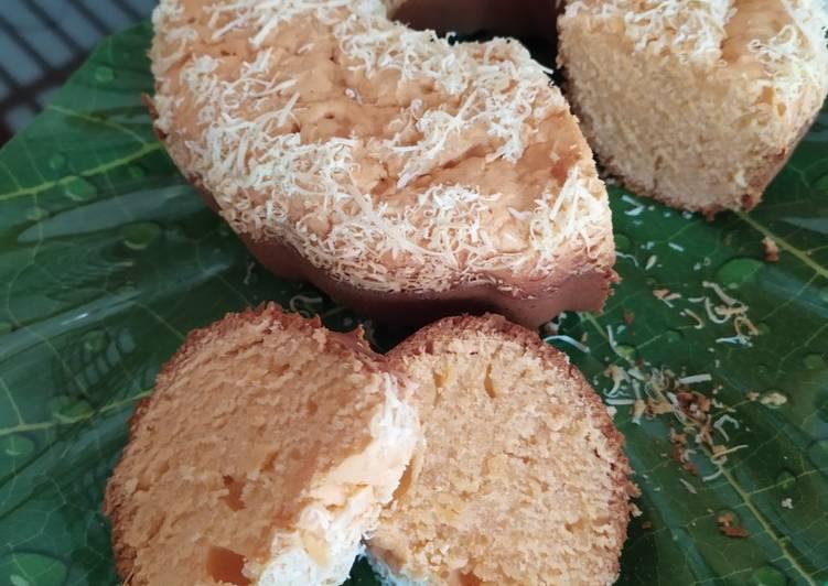 Brudel cake jeruk anti gagal