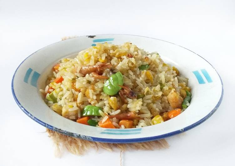 Cara Gampang Membuat Nasi Goreng Pete yang Bisa Manjain Lidah