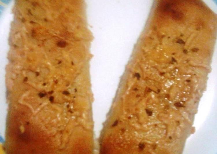 Step-by-Step Guide to Make Favorite Garlic Breadsticks