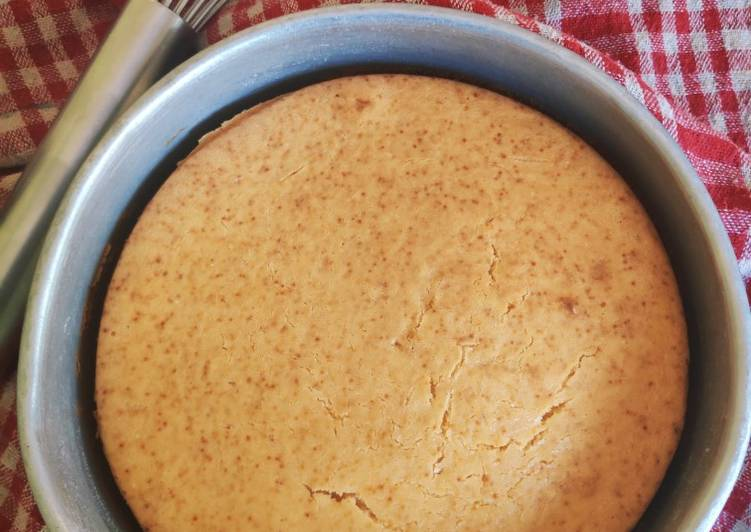 Simple Way to Prepare Perfect Basic sponge cake